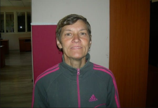 Arădeanca Elena Avram a câștigat Crosul Unirii