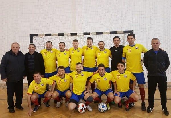"""Arbitrii arădeni au câștigat Memorialul """"Andras Kokavecz"""" în fața a șapte echipe maghiare"""