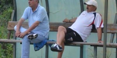"""Discuții fructuoase pentru Costea la București: """"Știu pe ce mă bazez, de acum putem negocia contractele"""". Ce jucători mai vin la UTA?"""